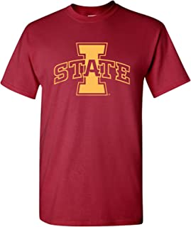 NCAA Officially Licensed College - University Team Mascot/Logo Basic T Shirt