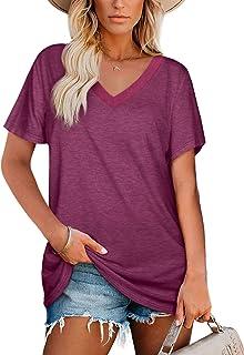 Sweatshirts for Women Long Sleeve Crew Neck Shirts Tunic...