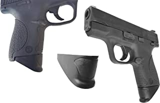 Garrison Grip Two 1 Inch XL Grip Extensions Fits Smith & Wesson M&P Shield 9mm & 40 Caliber