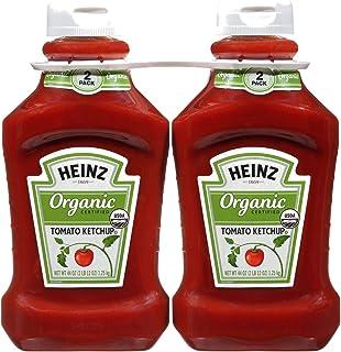 Heinz Organic Tomato Ketchup (44 oz. bottles, 2 pk.)