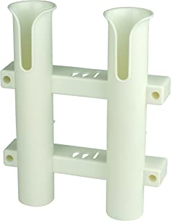 CE Smith Tournament 2 Rod Rack, White-Replacement Parts and Accessories for Tournament Fishing, Rod Fishing, Deep Sea Fishing and Trolling