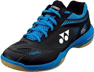 YONEX Power Cushion 65 Z2 Mens Indoor Court Shoe (Black/Blue) (8.5)
