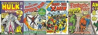 Best wallpaper border classic marvel comic book covers Reviews