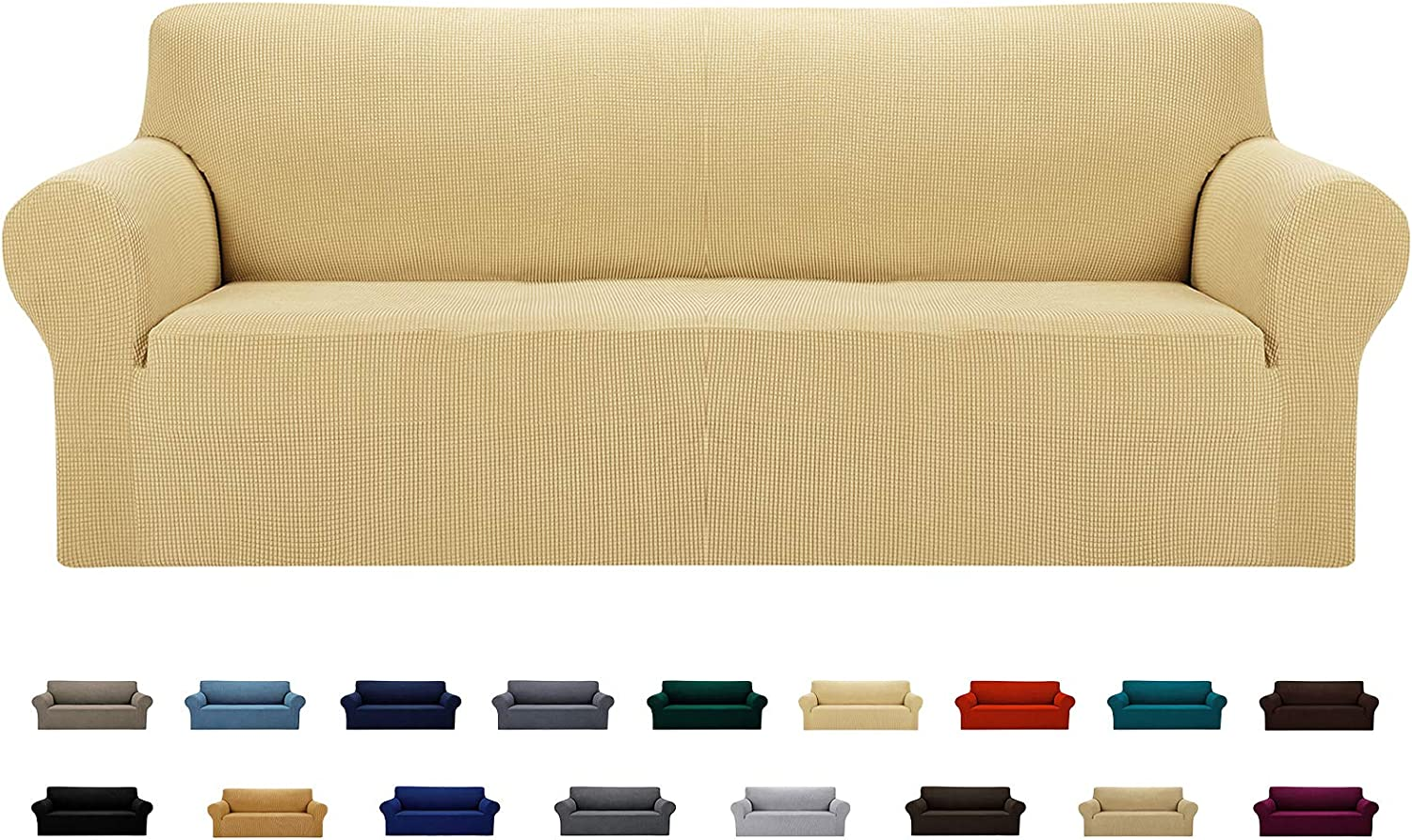 AlGaiety Stretch Sofa Cover Furniture New arrival Spand Protector Slipcover Max 45% OFF