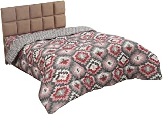 Al Maamoun Multi-Shape Duvet Cover, 240 x 180 cm - Multi Color