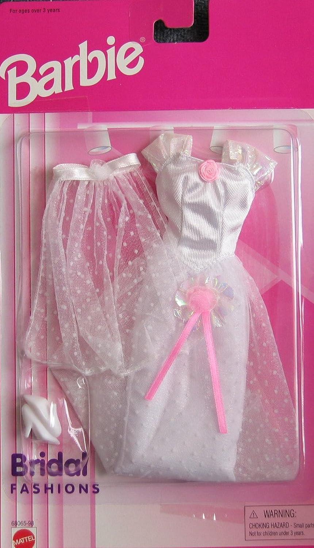 Entrega gratuita y rápida disponible. Barbie Bridal Fashions (1996 ArcoJuguetes, Mattel) by by by Barbie  primera vez respuesta