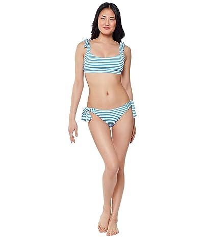 Jessica Simpson Sunshine Stripe Tie Side Hipster Bottoms