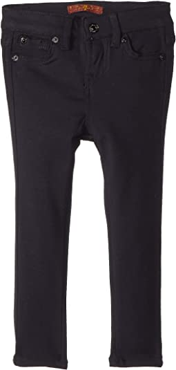 The Skinny Jeans in Black (Toddler)