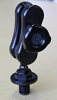 荒木エフマシン AFMマルチマウントシリーズ マルチマウントアームセットφ25-φ25スマホナビ取付ステー Kawasaki(カワサキ) Ninja(ニンジャ)250R(2008-2012) Ninja(ニンジャ)250(2013~)用 NAV...