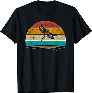 Vintage Dragonfly Retro Distressed Dragonfly Lover Men Women T-Shirt