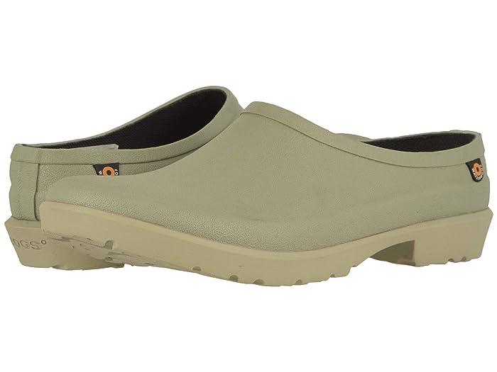 Bogs  Flora Clog (Sage) Womens Rain Boots