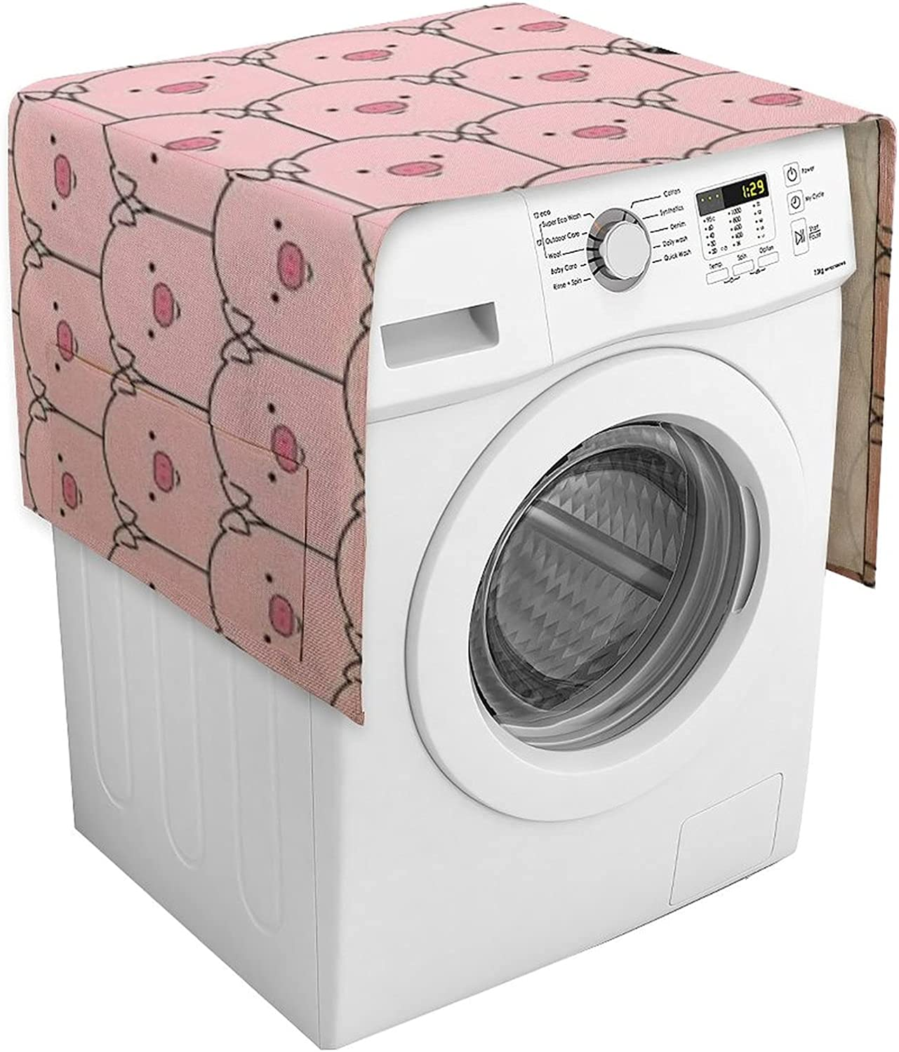 Multi-Purpose Washing Machine Covers Appliance Washer Protector Max 79% New products, world's highest quality popular! OFF