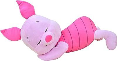 MORIPiLO モリシタ ピグレット 抱き枕 ピンク 添い寝枕 ディズニー 40×15×21cm