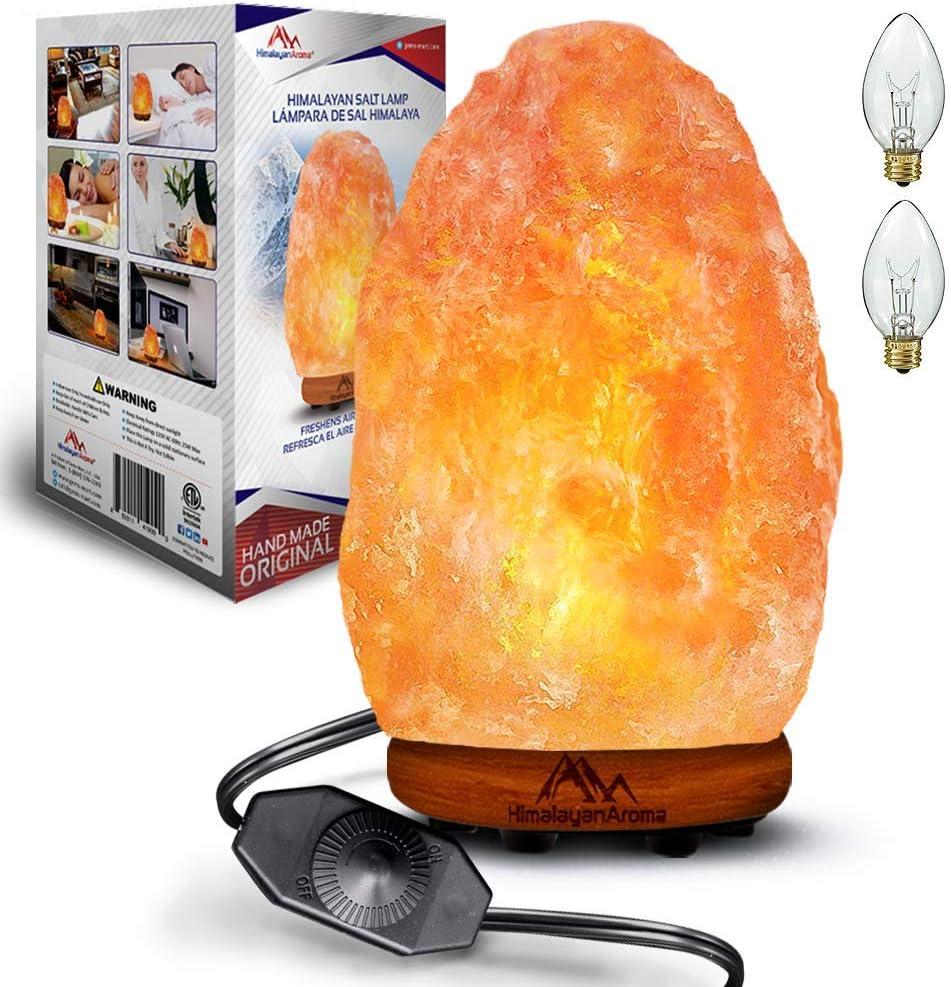Ranking TOP13 Natural Himalayan At the price Pink Rock Lamp Salt