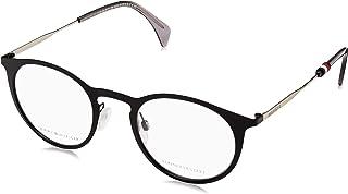 Tommy Hilfiger Th1514 Monturas De Gafas Para Hombre, Black, 48 Mm