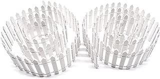 miniature fence diy