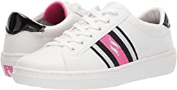 White/Black/Hot Pink