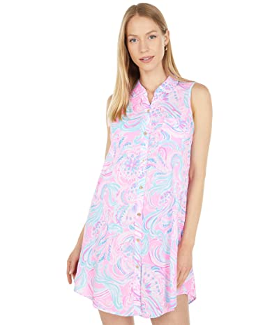 Lilly Pulitzer Sleeveless Natalie Cover-Up