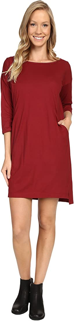NAU - Repose Scoop Neck Dress
