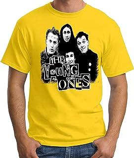 Desconocido 35mm - Camiseta Hombre The Young Ones - Serie TV