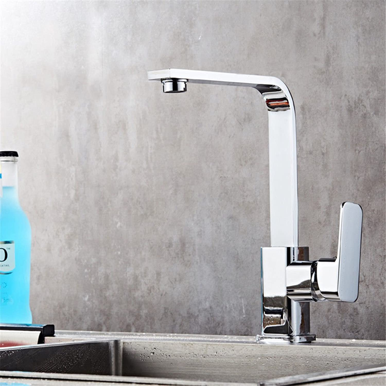 S-LENHY WasserhahnSpüle heies und kaltes Wasser Wasserhahn 360 Grad drehbar Wasserhahn Becken Wasserhahn