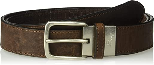 Tommy Bahama Men's Leather Reversible Belt