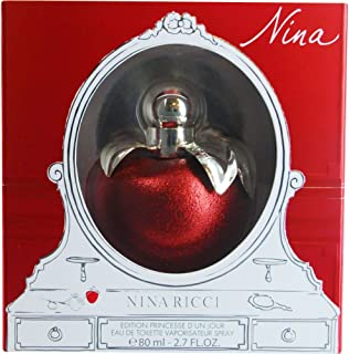Nina Ricci Eau de Toilette Spray, Nina, 2.7 Ounce