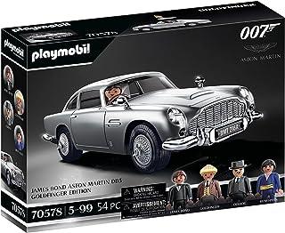 PLAYMOBIL 70578 JAMES BOND ASTON MARTIN DB5 - GOLDFINGER Edition, voor James Bond-fans, verzamelaars en kinderen van 5-99 ...