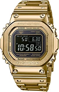 Men's GMW-B5000GD-9CR Gold One Size