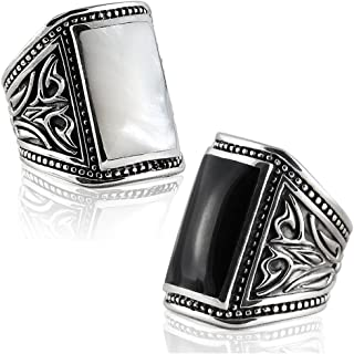 Best sterling silver rings thailand Reviews