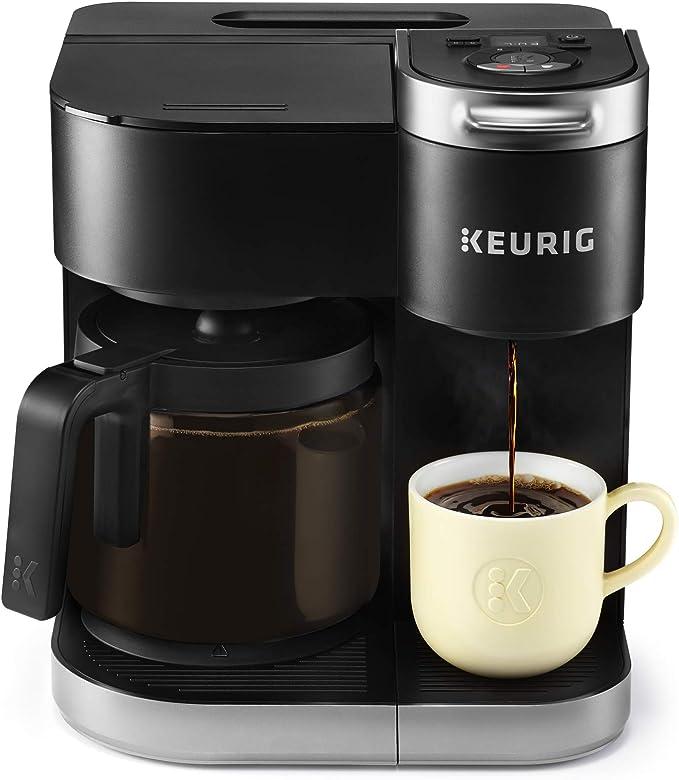 Keurig K-Duo dual single serve coffee maker