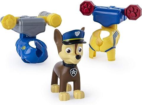 Paw Patrol – 7 – Kinderspiel – Actionfigur Chase – Die Paw Patrol