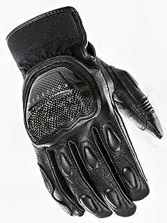 Joe Rocket Windchill Men's Cold Weather Gloves (Black, Large)