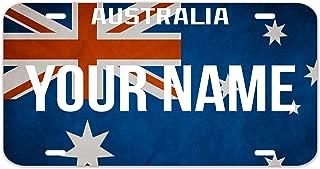 Bleu Reign Personalized Custom Name Country 12