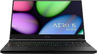 GIGABYTE AERO 15 4K有機ELパネル採用高性能 No.1 クリエイターノートPC/Microsoft Azure AI/ 15.6インチ/日本語配列 ( RTX 2070 SUPER   i7-10875H   8G*2   5...