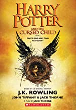 harry potter and the cursed child part 1 book