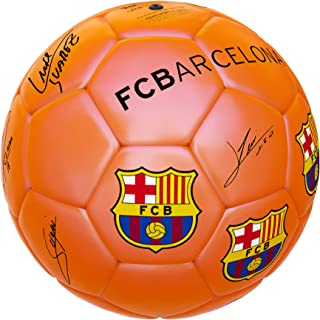 Amazon.es: balon barcelona firmado