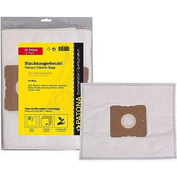 10x Staubsaugerbeutel Papier für Samsung VP 95 B Swirl Y 101