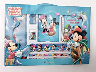 Micky Mouse Stationery Set Small Gift Box Creative Children's Gift School Stationery Set