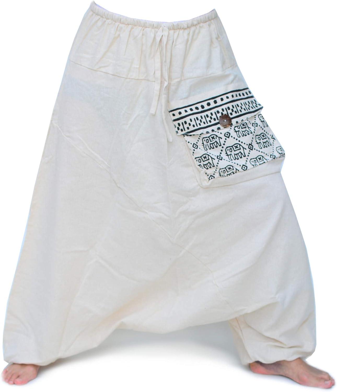 4 years warranty Siamrose Harem Pants All items in the store Woman Yoga Bohem Men Aladdin