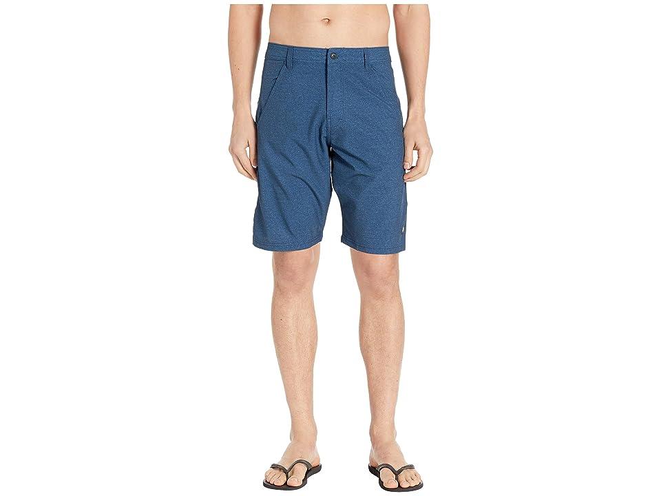 tentree Destination Shorts (Dark Denim) Men