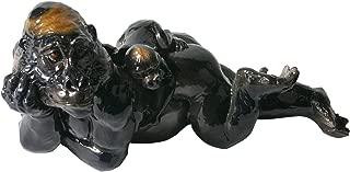 Starlite Creations 7-Inch Gorilla Figurine, Lazy Days