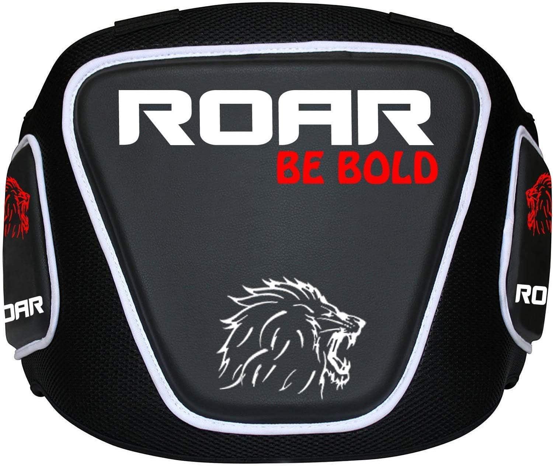 BUKA  Boxing Body Protector Kickboxing MMA Muay Thai Rib Ab Belly Pad Guard NEW