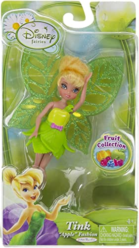 Disney Fairies Fruit Collection - Tink Apple mode