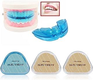 comprar comparacion 3 piezas de alineación para adolescentes, adultos, retenedor de dientes, cuidado de la salud, recto, reutilizable, tirante...