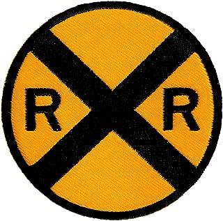 vintage railroad patches