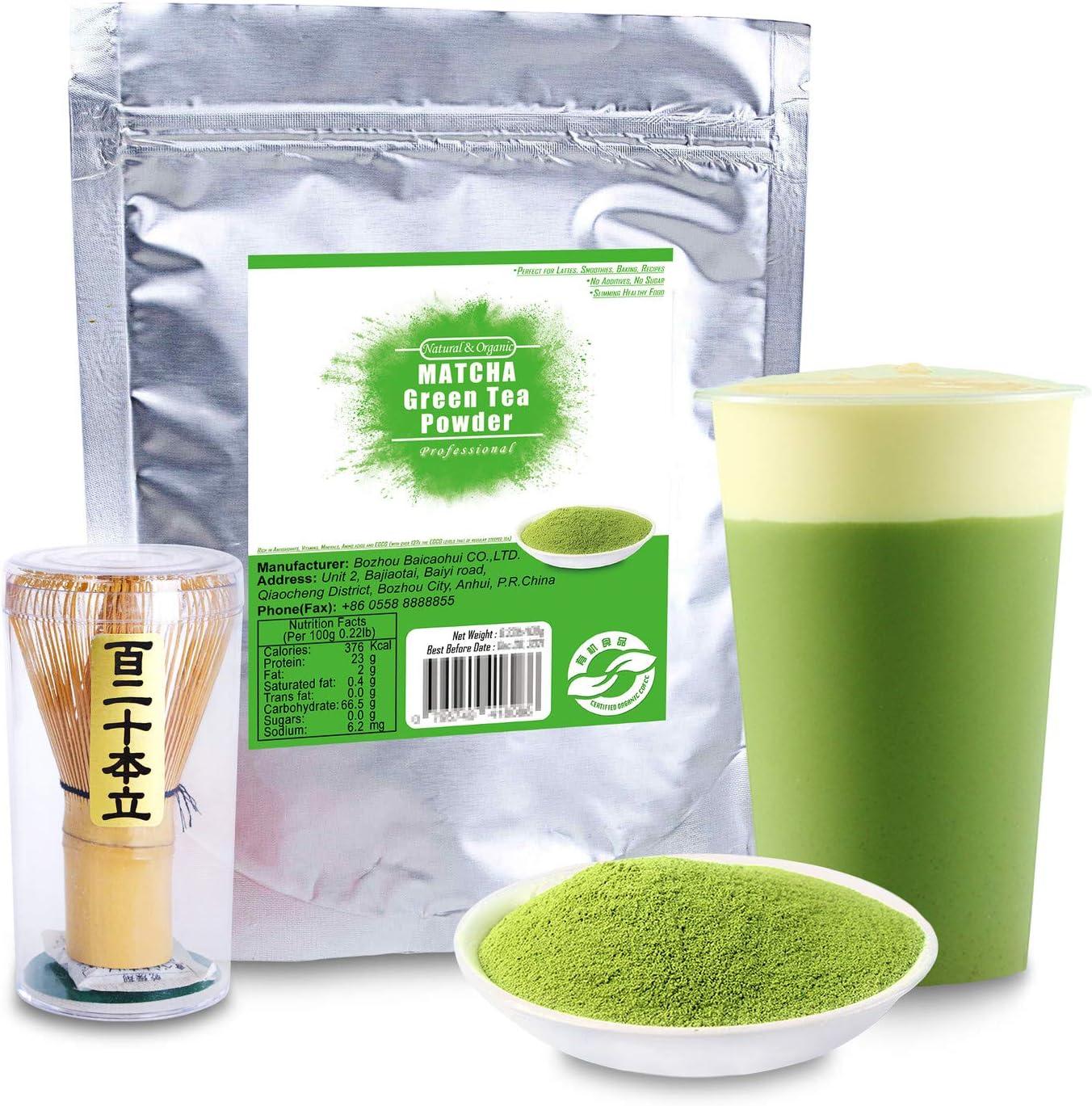 100% Natural Matcha Green Tea Powder + Max 63% OFF Ceremon Bag Japanese 250g Japan Maker New