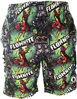 Flow Society Boys Flownite Attack Shorts