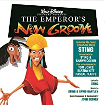 the emperor's new groove soundtrack