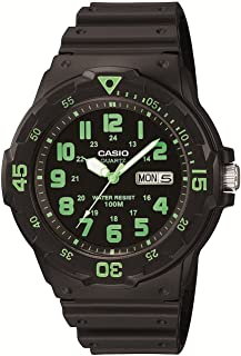 Casio Men's Resin Band Watch